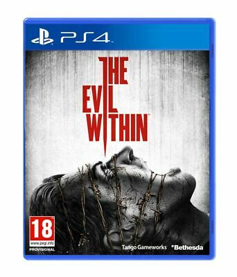 The Evil Within for PS4 Free Postage Australia Wide