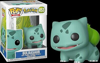 Funko POP vinyl bulbasaur POKEMON  PREORDER MAY 19