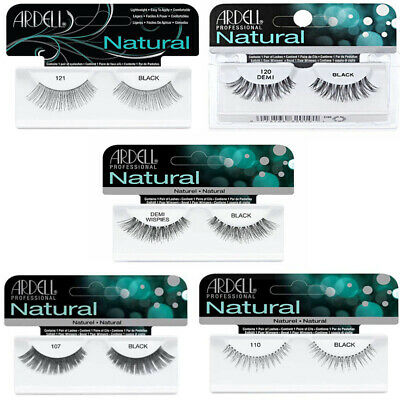 Ardell 100% Human Hair False Eyelashes Fashion/Natural & Demi Lashes Brand New