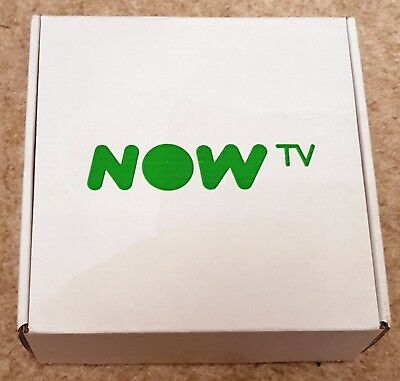 NOW TV 2400SK Box with HDMI, and Wi-Fi - White, New, Selaed