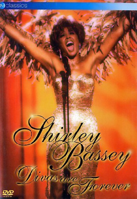 Shirley Bassey: Divas Are Forever (UK IMPORT) DVD NEW