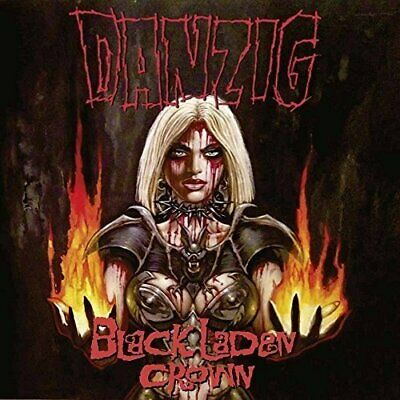 Danzig-Black Laden Crown -Digi- (UK IMPORT) CD NEW