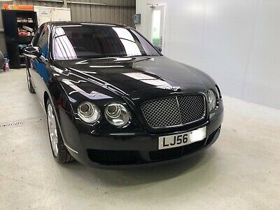 Bentley Continental Flying Spur Mulliner 23K Miles Full Bentley Service History