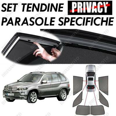 Set Blinds Privacy - Bmw X5 (E53) (05/00>02/07) Lampa