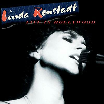 Linda Ronstadt - Live In Hollywood [CD] Sent Sameday*