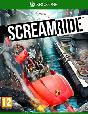 Xbox One-Screamride - Fr (Xbox One) (UK IMPORT) GAME NEW