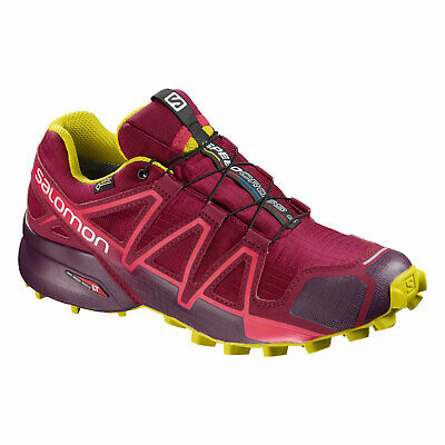 SALOMON SPEEDCROSS 4 W Damen Schuhe Art. 402431 Blau Gr. 38 42 NEU