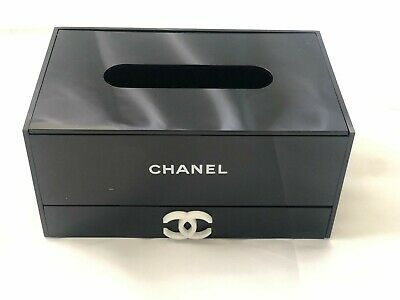 Chanel VIP Gift Organizer / Jewelry box / Tissue holder RARE!