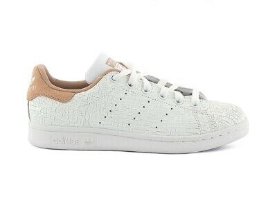 online store 4c72a 0a96a CQ2818 ADIDAS STAN SMITH WHITE ROSE Sneakers