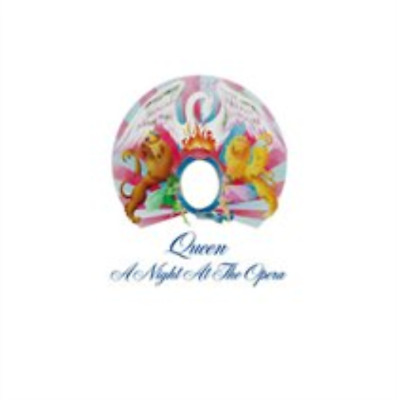 "Queen-A Night at the Opera (UK IMPORT) Vinyl / 12"" Album NEW"