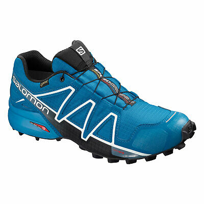 SALOMON SPEEDCROSS 4 GTX Herren Trail Laufschuhe EUR 107
