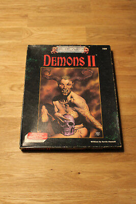 Role Aids - Demons II (AD&D Mayfair Games)