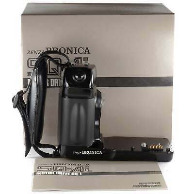 Zenza Bronica Motor Drive Winder SQ-i for SQ-Ai only ! Boxed with instruction.