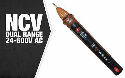 *Southwire Dual Range Non-contact AC Voltage Detector 40126N