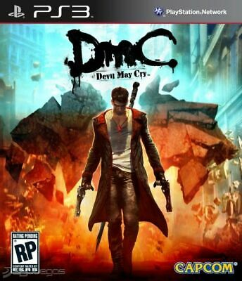 DmC Devil May Cry☑️PlayStation 3 PS3🎮Digital Game☑️Download☑️Please Read