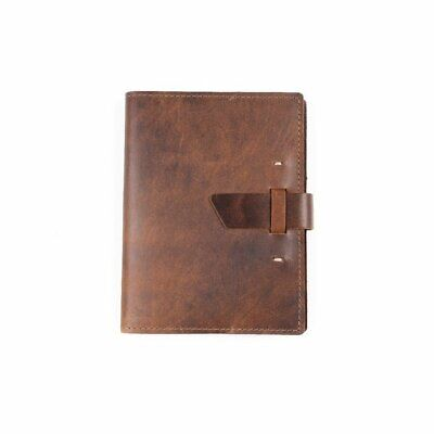 Switchback Rustico Leather Notebook