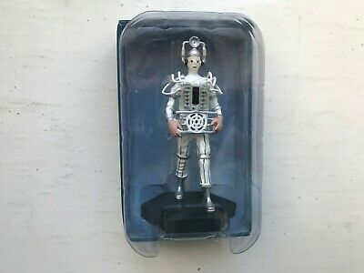 Bbc Doctor Who Figurine Collection Issue 44 Cyberman The Tenth Planet Eaglemoss