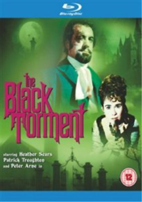 Annette Whitely, Patrick Tr...-Black Torment (UK IMPORT) Blu-ray NEW