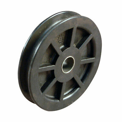 "Cable Sheave / Cable Pulley for Industrial / Marine Use or Auto Lift 3/8"" Cables"