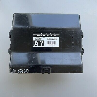 02 03 04 Toyota Highlander Abs Anti-Lock Brake Control Module 89540-48240 Oem