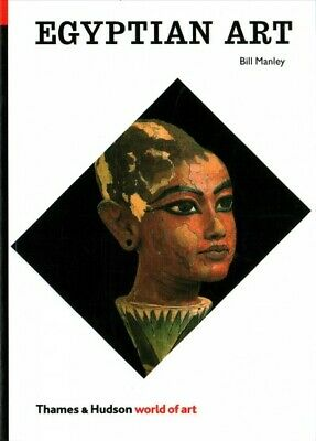 Egyptian Art, Paperback by Manley, Bill, ISBN 0500204284, ISBN-13 9780500204283