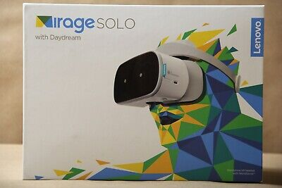 Lenovo Mirage Solo with Daydream, Standalone VR Headset with Worldsense Body ...