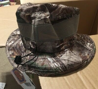 599352f15a5 STETSON MEN S REALTREE Xtra No Fly Zone Insect Repellent Boonie Hat ...