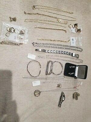 Huge Estate Lot, Gold , Silver , Key , Rare Coins , Paper . Jewelry, No Junk