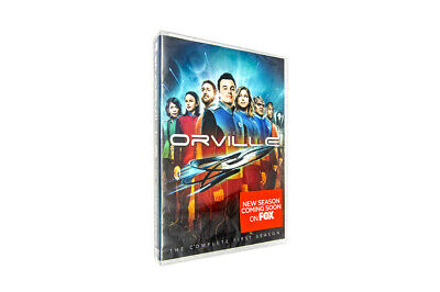 The Orville: The Complete First Season 1 (4-Disc DVD Set) New & Sealed Free Ship