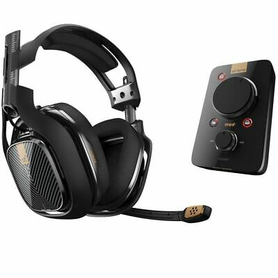 Astro A40 TR Wired Gaming Headset Mixamp Pro TR System Black-PS4-PC