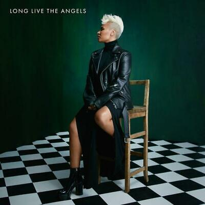 Emeli Sande ‎– Long Live The Angels Deluxe Cd (New/sealed)