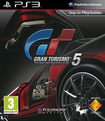Gran Turismo 5 Juego Ps3 Playstation 3