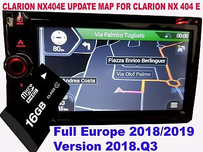 mappe clarion