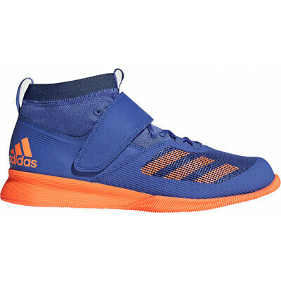 san francisco 7369c aaab6 Mens Adidas Crazy Power Rk Mens Weightlifting Shoes - Blue