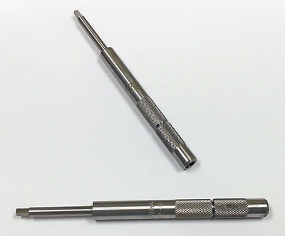 """707-B12 Tap Extension Ritmar 60507413 Square Modified To .110"""""""