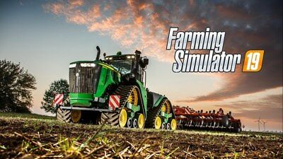 Farming Simulator 19 Steam Pc Read Description 2018.