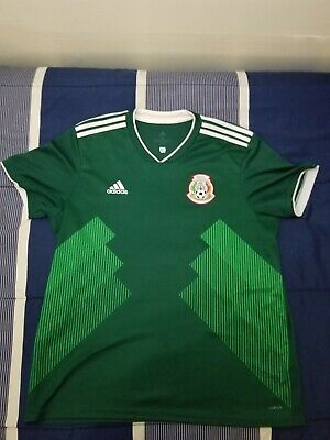 005e833e2 MEXICO 2018 HOME Jersey Mens Medium World Cup 2018 -  40.00