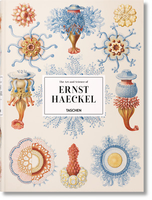 [STOCKS LAST] The Art and Science of Ernst Haeckel 9783836526463