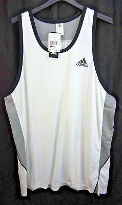 2d5e070dcb9de NWT ADIDAS MEN S Big   Tall Logo Tank Top MANY COLORS! SIZES ...