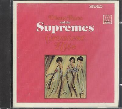 Motown cd Diana Ross & The Supremes Greatest Hits Vol II   like new