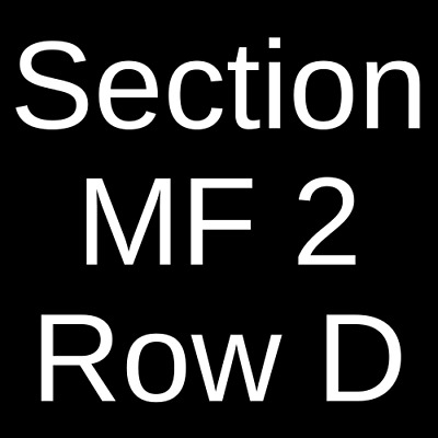 2 Tickets Hozier 6/2/19 State Theatre - MN Minneapolis, MN