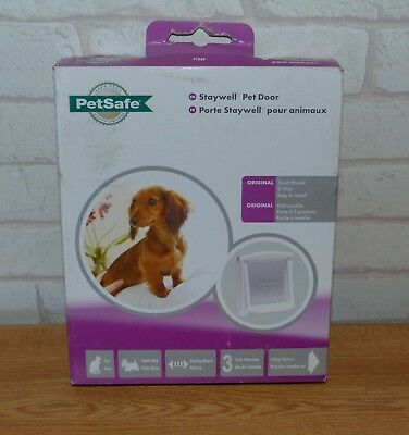 Petsafe Staywell Original 2-Way Pet Door 715Ef - Small - New