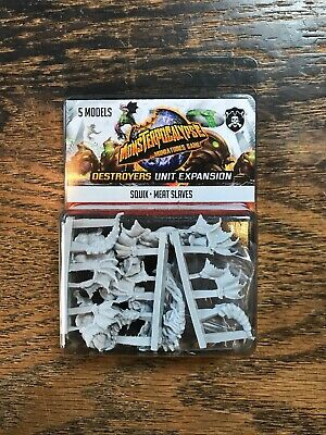 Monsterpocalypse: Lords Of Cthul: Squix & Meat Slaves PIP 51012