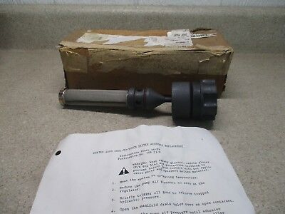 Nordson 2000 Series Filter Assembly #128320H New