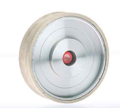 "8""x1-1/2"" 220Grit Metal Bonded Sintered Diamond Grinding Polishing Wheel"