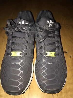 1f47ee14c MENS ADIDAS ZX Flux Trainers Size 8 - £21.00