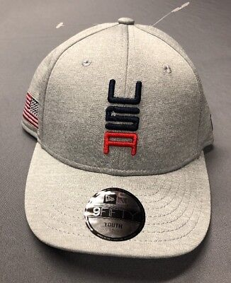0434ae55e01 NEW RYDER CUP 2018 Hat Dark Gray Le Golf National -  19.99