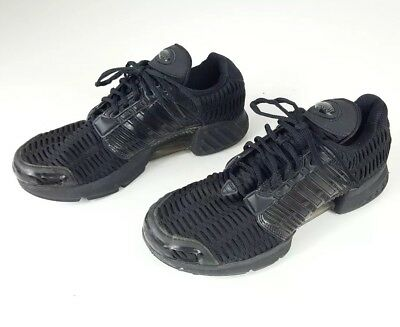 3cd42a0fe Adidas Climacool 1 Running Shoes Black Mens Size 9.5 Clima Cool BA8582 a7