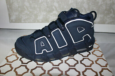 premium selection dea9a e78ab Nike Air More Uptempo  96 921948-400 Obsidian, Brand New Size 10