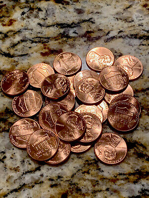 Set Of 50 Freemason Masonic Stamped Pennies